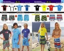 BOYS 4-WAY STRETCH BOARDSHORTS, SURF SHORTS & SWIM TRUNKS