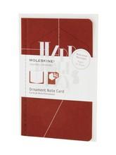 Ornament Card Pocket - Holiday Hexagon