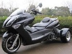300cc Trike Motorcycle Water Cooled Three 3 Wheels