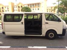 Toyota Hiace 2.5L Manual Transmission STD ROOF Diesel 2015 Model