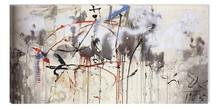 Salvador Dali Abstract Canvas Wall Art Reproduction