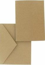 Mg Ribbed / Unbleached Absorbent Kraftliner and Kraft Paper
