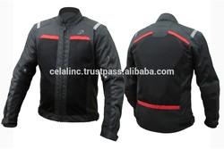 Men`s Textile Cordura Jacket/ Cordura Armor Motorbike Waterproof Jacket