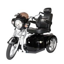 "Maverick Executive Three Wheel Power Scooter, 22"" Seat"