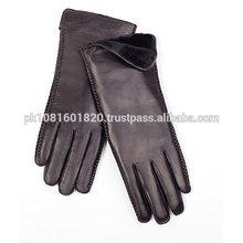 New Ladies Lambskin Leather Gloves,Snakeskin Lines,Warmen,2013 New Ladies Driving Gloves
