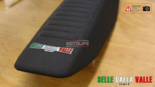 SEAT COVER DALLA VALLE SEAT COVER DIRT BIKE ORIGINAL ITALY