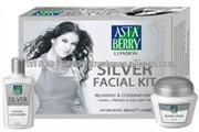 Asta Berry Silver Facial Kit - 1 kit
