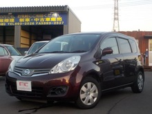 nissan note wine 2009 Right hand drive and Reasonable nissan second hand cars used car with Good Condition made in Japan