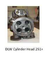 EMD & ALCO LOCOMOTIVE SPARE PARTS DLW CYLINDER HEAD 251+