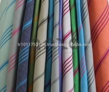 Colored Stripes Original Turkish Towel Peshtemal Bath Hamam Spa Gym Beach Towel Hammam Sarong Pestemal Throw Blanket