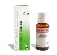 Reckeweg Homeopathy R16 Migraine and Headache Drops - 22 ml