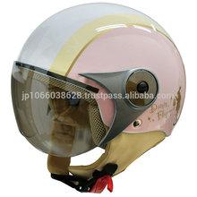 Rabbit Design helmet with shield.Small size for girls biker.
