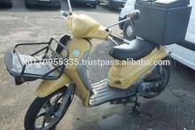 Piaggio 125cc motocycle