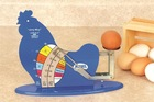 """Have one to sell? Sell now The Grade """"A"""" Egg Scale Weigh Egg Size Kitchen Scale in grams and ounces"""