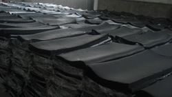 superfine high tensile relclaim for tyre industry