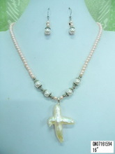 Quality hot sale decorative statement necklace
