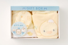 Japanese wholesale products high quality cute and colorful newborn baby gifts set produced by Japan