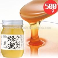 Pure Orange Blossom Honey