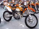 Brand new KTM 300XC Motorcycle