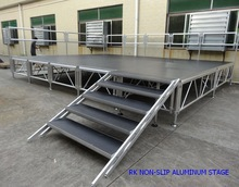 China event stage aluminum portable stage modular stage