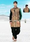 Ethnic mens wedding sherwani