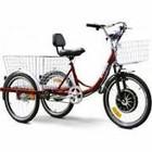 eWheels EW-88 Electric 3-Wheel Tricycle