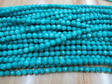 Customized new coming gemstone beads faceted 10mm