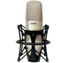 Shure KSM32-SL Studio Condenser Microphone