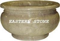 Onyx, Marble, Fossil Stone Memorial Vases, Marker, Pet Urn, Garden Urn,,,