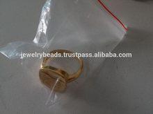 Fashionable Cheapest fashion turquoise gemstone ring