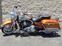 used Harley davidson roadking