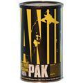 Universal nutrition, animal pak, formação complementar, 44 packs