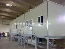 Tribute Space Precamp cabins prefab solutions