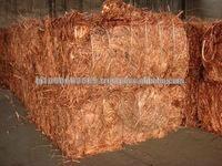 Copper wire scrap millberry
