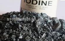 crude and pure iodine 99.5% Manufacturers
