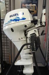 Suzuki 9.9HP 4-Stroke Outboard Motor