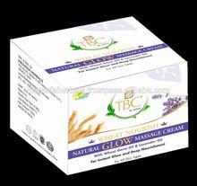 TBC BY NATURE WHEAT NOURISH NATURAL GLOW MASSAGE CREAM