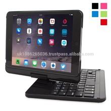 Snugg Rotatable Keyboard Case for iPad Mini 1/2/3 Retina Ultra Slim Keyboard Case with Bluetooth Connectivity & Lifetime Guaran
