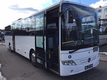 USED BUSES - MERCEDES-BENZ 0 560 INTOURO COACH BUS (LHD 2820)