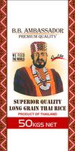 Thai Parboiled Long Grain Rice 100% Sortex Superior Quality