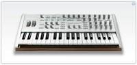 Access Music Virus Ti2 Polar 37-Key Programmable Keyboard