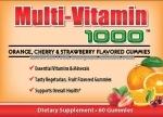 High Quality Supplement Adult Gummy Vitamins