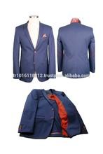 Men's Casual Cotton Jacket / Blazer - %100 Cotton Slim Fit