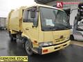 日産コンドルstock#37039- 2001ごみ収集車rhd日本販売用トラックを使用