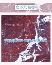 RED ZEBRA MARBLE TILE - 005