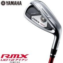 Yamaha inpres RMX UD+2 iron Single (#5, #6, AW, AS, SW) with BASSARA FS carbon iron golf shaft