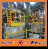 JSW J1000-5000 SSII-W (J850-5000-SSII-W) CNC INJECTION MOLDING MACHINE