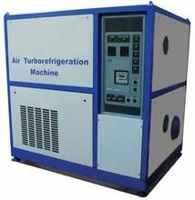 Turboexpander - freezing machine