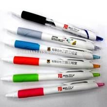 uni jetstream logo printing ballpoint pen for gift