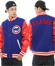Varsity jackets, letterman college baseball